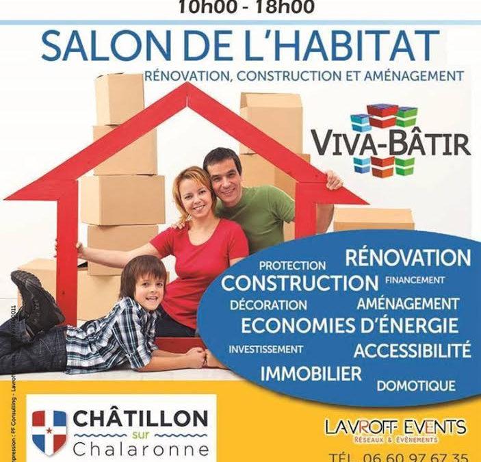 Salon de l'habitat de Châtillon-sur-Chalaronne